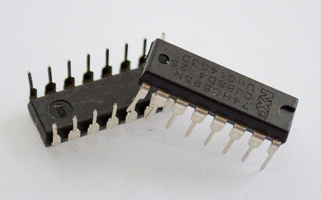arduino-registre à décalage-1